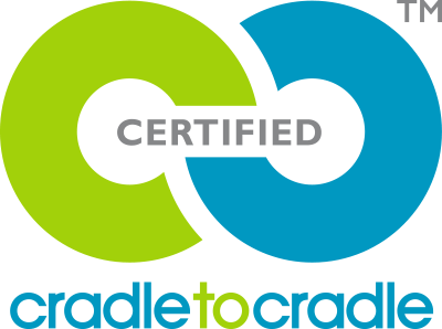 Cradle to Cradle certified logo